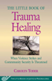Little Book of Trauma Healing: When Violence Striked And Community Security Is Threatened