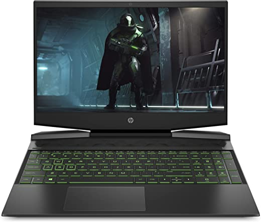 Portatile HP Pavilion Gaming 15-dk10 73nf Nero Core i5-10300H 8GB HDD1TB 15400RPM+SSD128GB GeForce GTX 1650 15.6 FHD SLIM IPS WIN10H+ 1X2M6EA, Tastiera francese