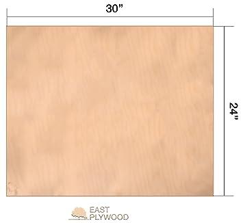 Single Piece Of Baltic Birch Plywood 18mm 3 4 X 30 X 48