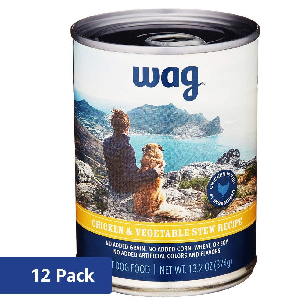 Wag Wet Dog Food Stew Recipe