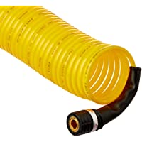 Bushranger 55X21 Replacement Hose for Max Air, Max Air II & Black Max with Gauge and Fitting, Yellow
