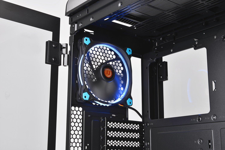Thermaltake CA-1K9-00F1WN Bo/îtier pour PC Noir