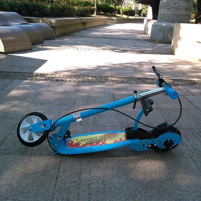 Los niños cool scooters/ paso plegable cinta de correr/ vespa de ...