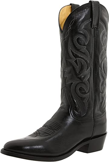 Milwaukee Performance Womens Western Style Boot Black 11