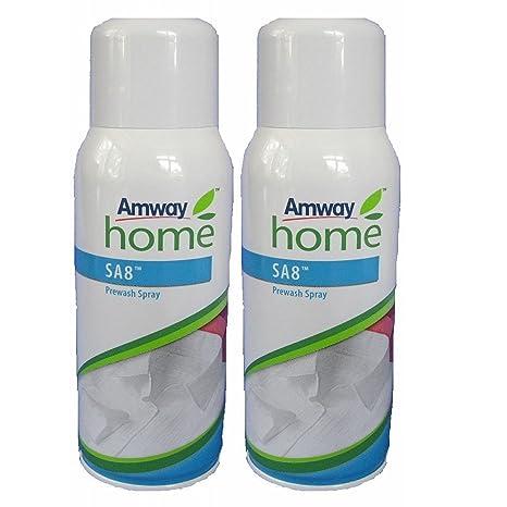 Aerosol Prewash SA8TM- Limpiador de Manchas biodegradable: Amazon.es: Salud y cuidado personal