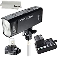 Godox AD 200 TTL Pocket Flash Kit (Black)