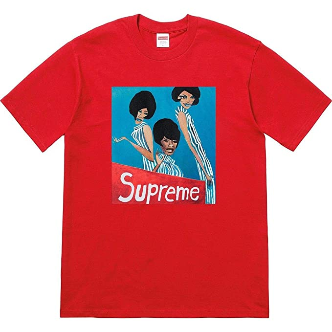 275353a6 SupremeNewYork Supreme Group Tee White Box Logo 100% Authentic Real -  Designer T Shirt Supreme