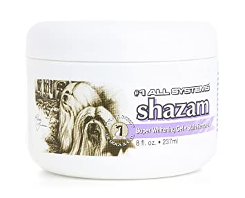 1 All Systems - Gel blanqueante antimanchas Shazam para ...