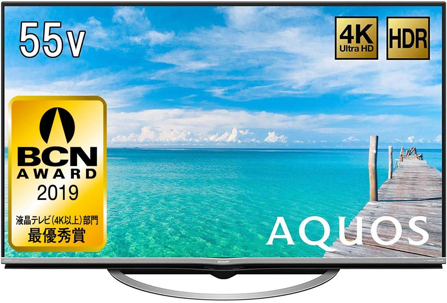 4k テレビ 液晶 4t 50v アクオス c50bh1 型 シャープ