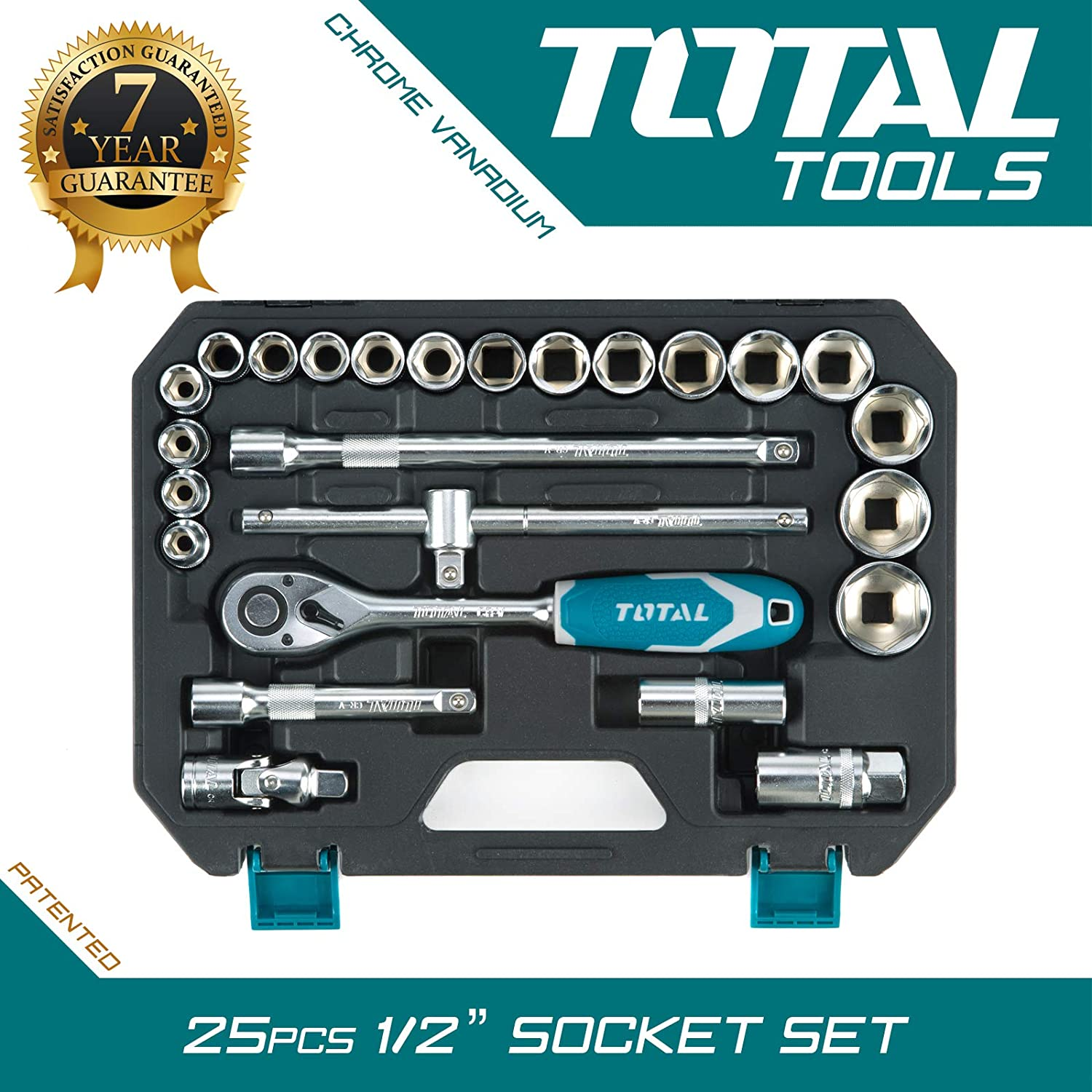 Total Tools Heavy Duty 510mm Monkey Pipe Wrench