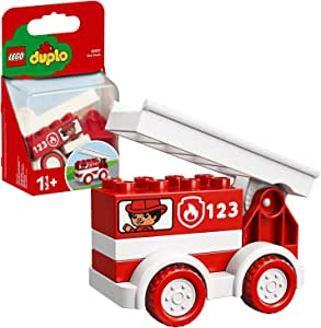 LEGO DUPLO My First 10917 Fire Truck Building Kit (6 Pieces)