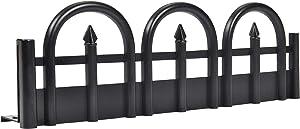 EasyFlex 3601-15C-6 Garden Edging, Black