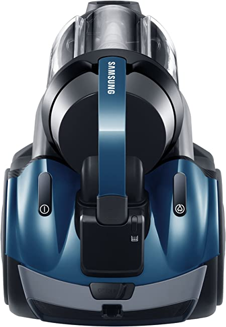 Samsung SC21F50HD Power Clean Animal Plus - Aspiradora de trineo sin bolsa (2100 Watt, filtro HEPA 13, cepillo para pelo de animal), color azul: Amazon.es: Hogar