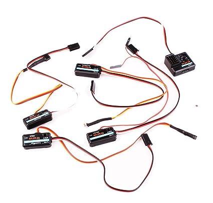 Amazon com: Flysky Telemetry Data Module Set FS-CEV04 FS