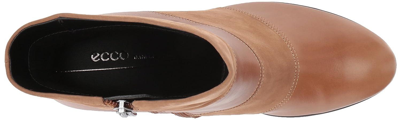 ECCO Women's Women's Shape 75 Modern Ankle / Bootie B01N9VAWXZ 36 EU / Ankle 5-5.5 US|Camel/Camel f51ee4