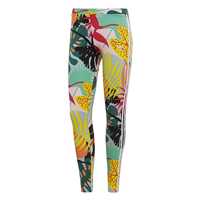 6c6078343ada83 adidas Originals Women's 3-Stripes Leggings at Amazon Women's Clothing  store: