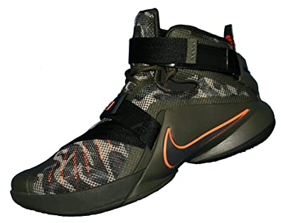 Nike Lebron  Soldier Ix  Lebron Chaussures De Sport Basketball HommeAmazon 3d383c