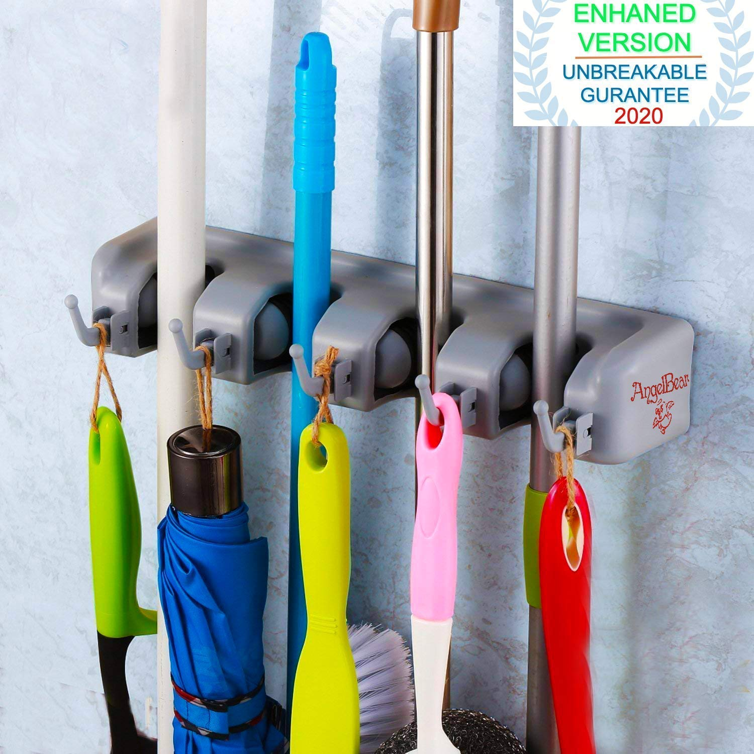 Best Wall Mounted Broom and Mop Holder India 2021