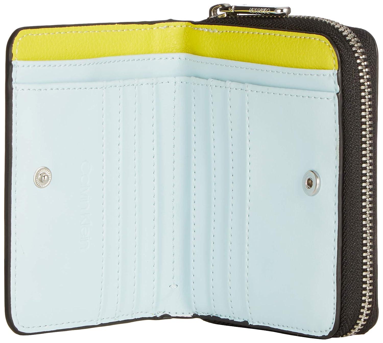 Amazon.com: Calvin Klein Avant - Cartera con cremallera para ...