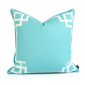 Amazon.com: Hofdeco - Funda de almohada decorativa para ...