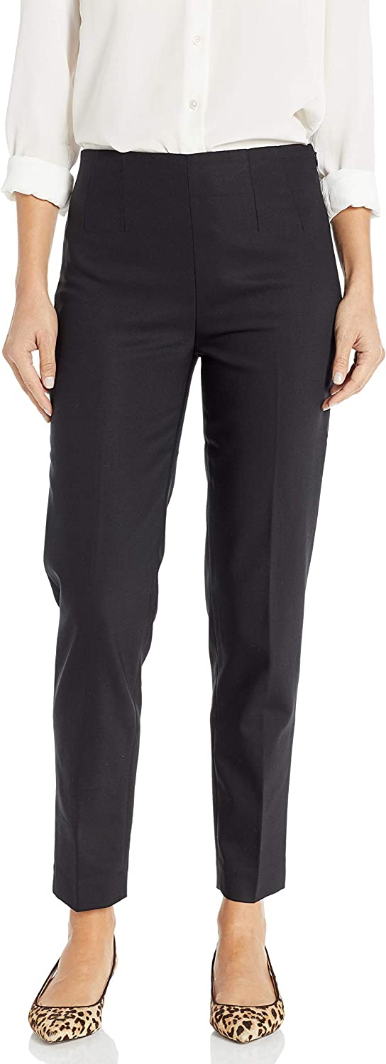 Chaps Womens Stretch Cotton Ankle Length Pant