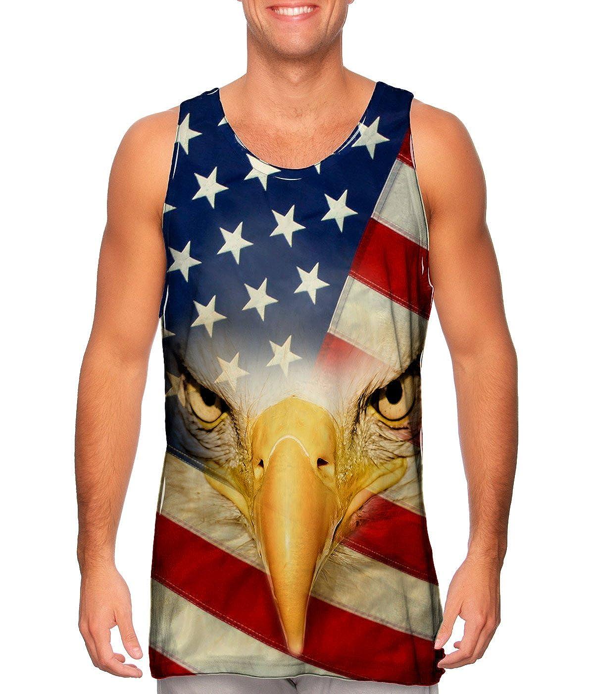 Yizzam animalshirtsusa- American Eagle - tshirt- para hombre tank ...