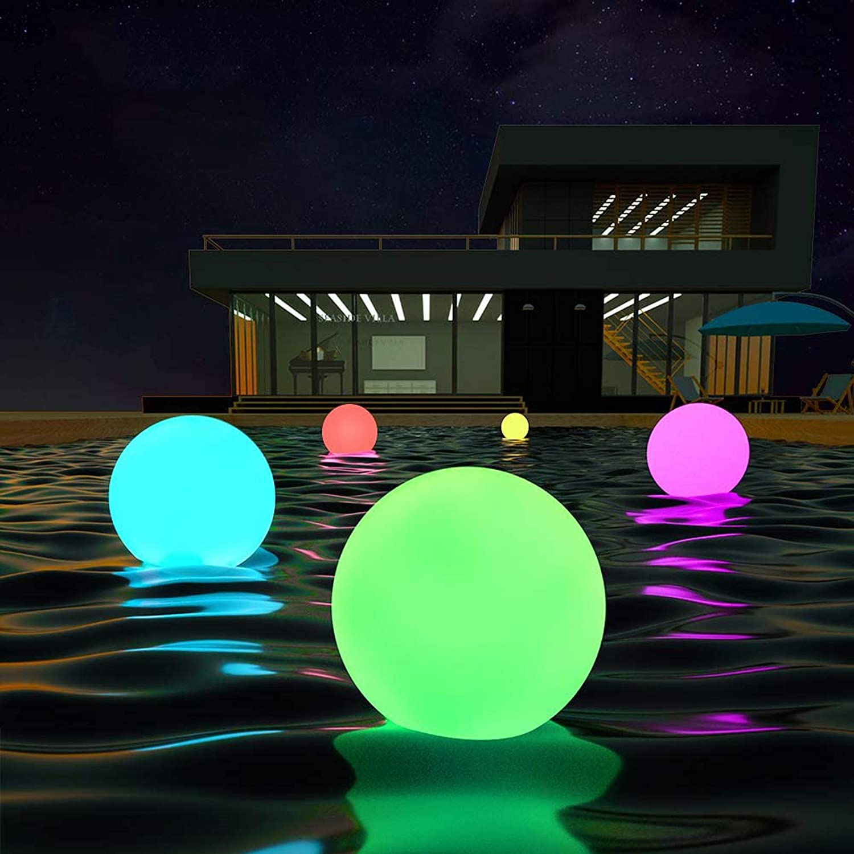 LOFTEK LED Light Ball With Remote Control
