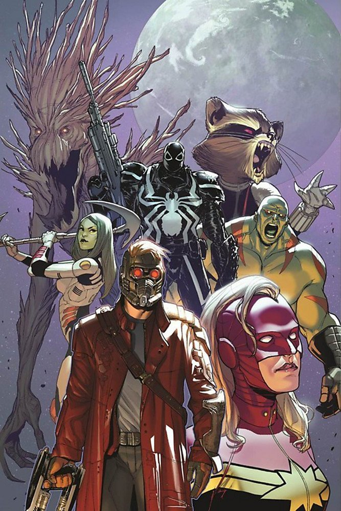 Download Guardians of the Galaxy Volume 3: Guardians Disassembled (Marvel Now) ebook