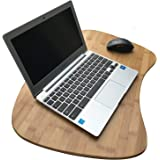 787758f31db5 Amazon.com: BambooEco Premium Bamboo Lap Desk - Portable Laptop ...
