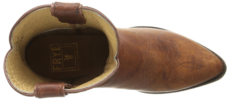 FRYE Women's Billy Short-Wshovn Western Boot B00R550R6U 8 B(M) US|Cognac
