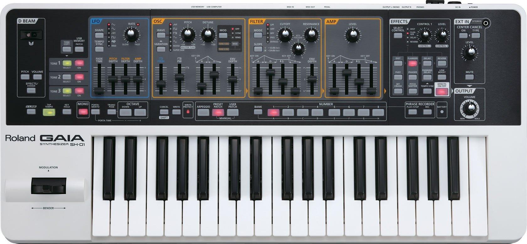 Roland GAIA SH-01 Synthesizer by Roland
