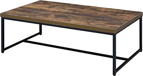 ACME Bob Coffee Table – 80615 – Weathered Oak Black