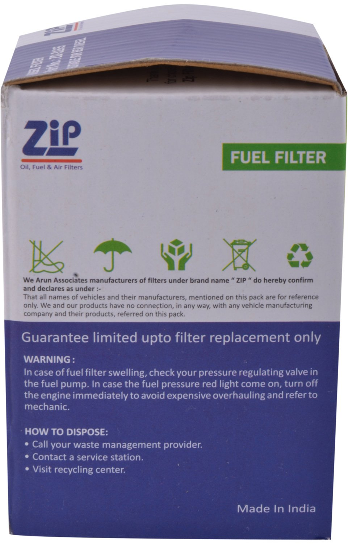 Zip Jap10 Zd 3165 Inner Fuel Filter Car Motorbike Case Filters