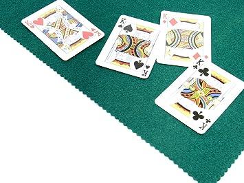 Fournier 06267. Tapete de juego para cartas. Tamaño 50x50 ...