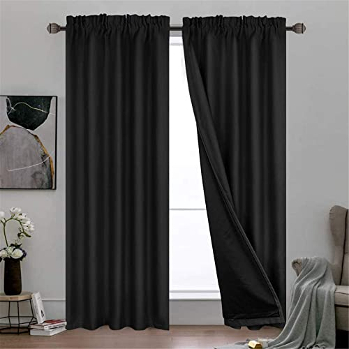 Dreaming Casa 100 Blackout Curtains Bedroom