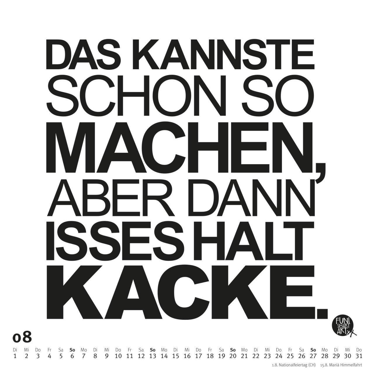 typografie-kalender