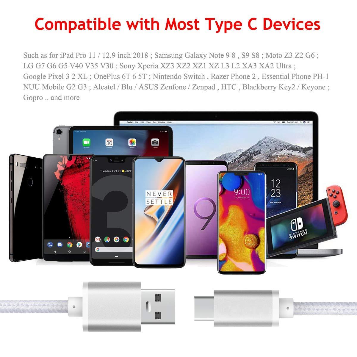 Cellphones & Telecommunications Car Charger Adapter For Sony Xperia Xa3 Xz3 Xa2 Xa1 R1 Plus Ultra Xz2 Xz1 Xz Premium Compact L2 L1 Nylon Type-c Usb Cable