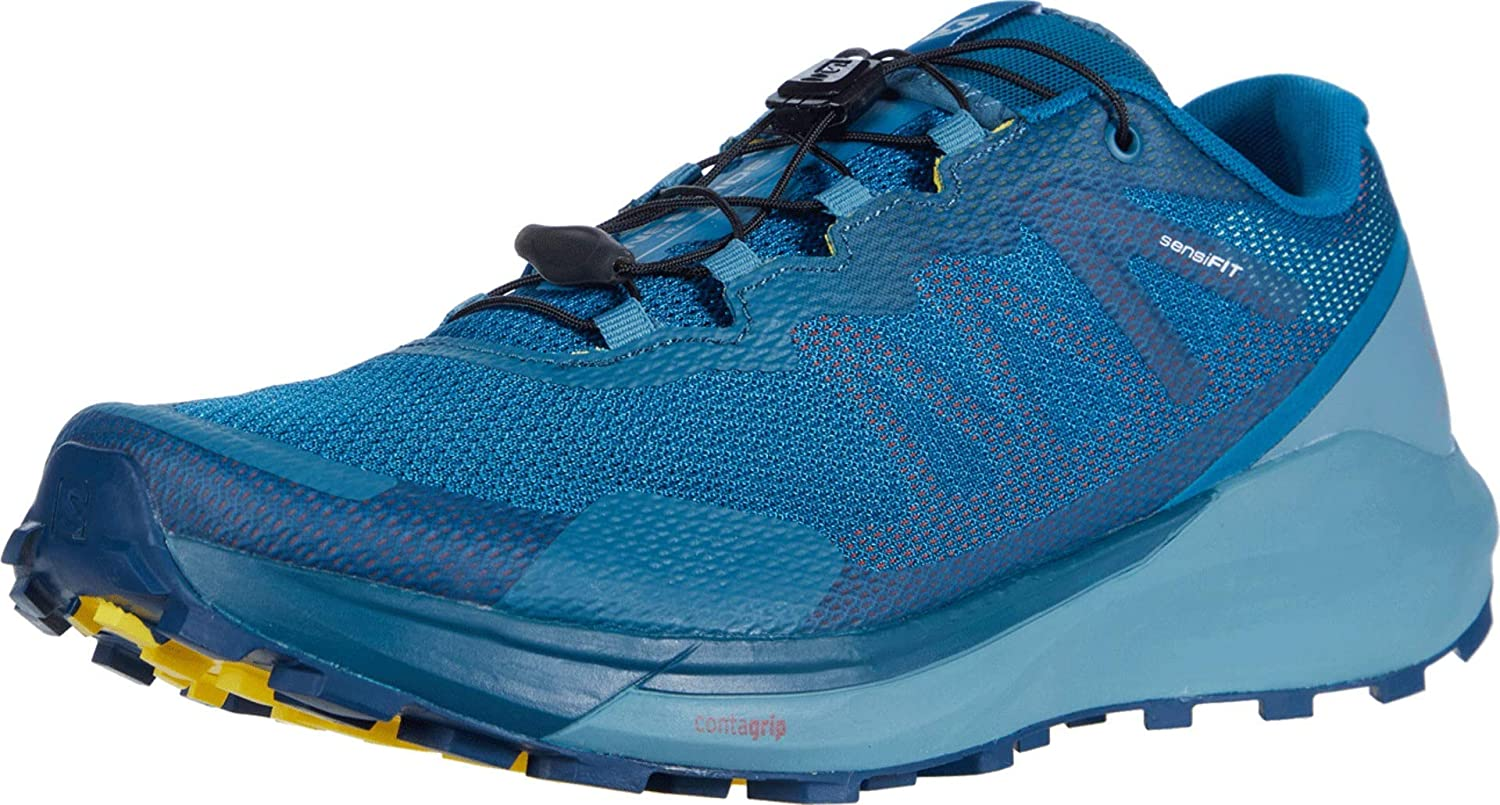 Salomon Sense Ride 3, Zapatillas de Running para Hombre: Amazon.es: Zapatos y complementos