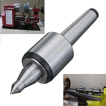 MT2 Live Center Morse Taper Triple Bearing Spindle Lathe Milling CNC Components