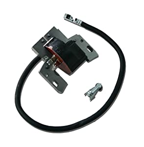 Briggs & Stratton 492341 Ignition Coil For 13,14 and 15 HP (28 CID) OHV Vertical Engines