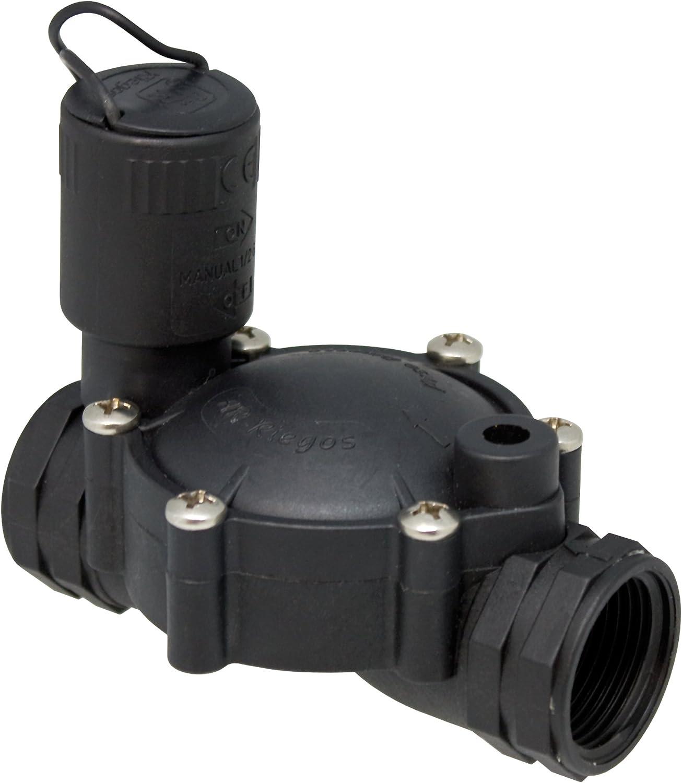Aqua Control Q140 - Electroválvula paso directo. Gran caudal. 1