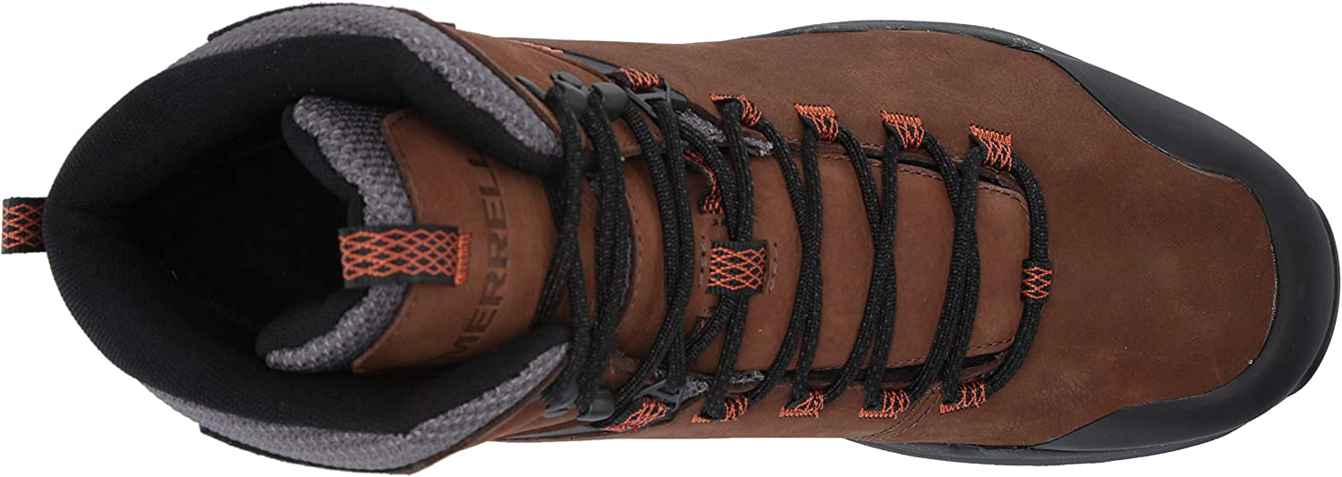 Merrell Mens Phaserbound 2 Tall Waterproof Hiking Shoe