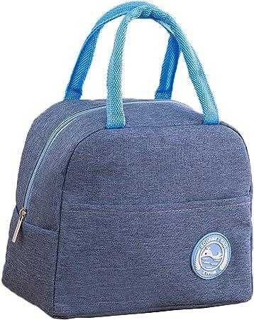 a prova di perdite scuola picnic donne Borsa termica per il pranzo con borsa termica per adulti Isoa uomini bambini impermeabile per lavoro