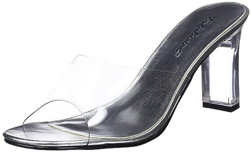Amazon Scarpe Donna Alto Sandali Con E it Tacco Rom301c Pleaser cWY4qgg