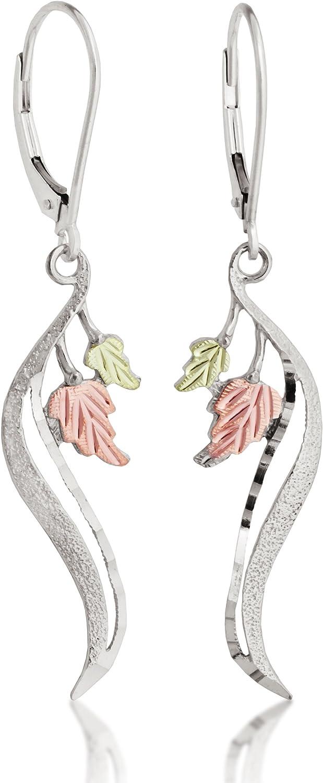 Black Hills Silver Dangle Earrings