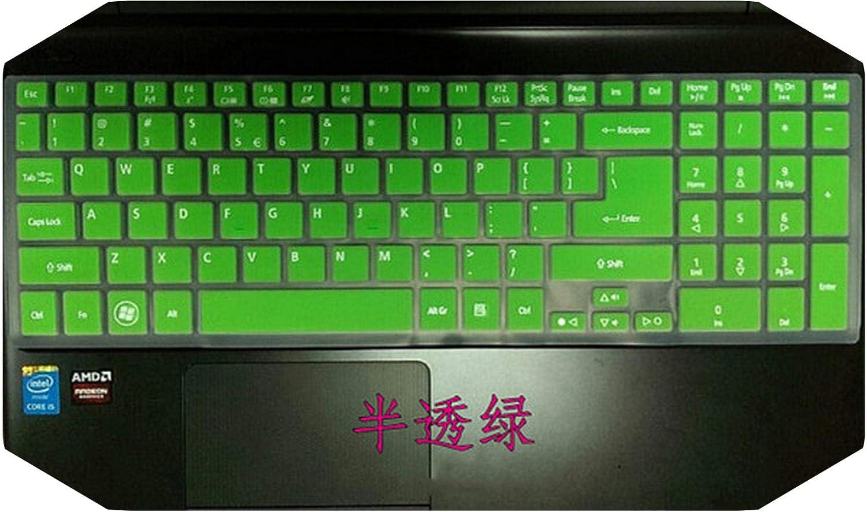 for Acer Aspire E5 521 E5 521G E5 551 E5 551G E5 571 E5 571G V5 561 V5 561Pg 15 Inch Keyboard Cover Protector Skin-Allrose