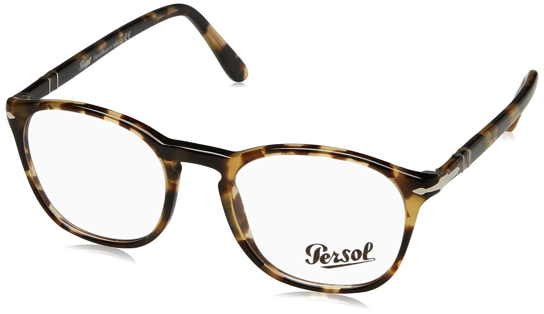 Persol 0PO3007V, Monturas de Gafas para Hombre 30%OFF ...