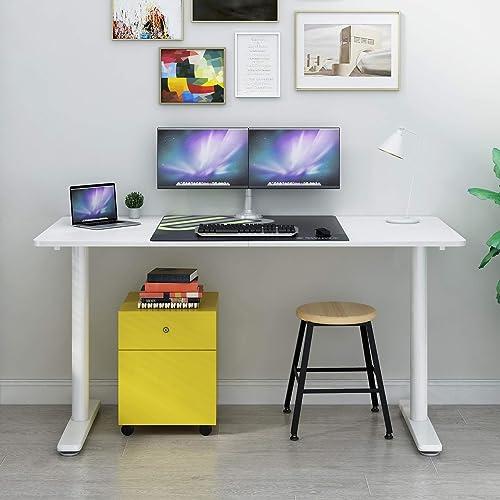 Eureka Ergonomic 60 inch Computer Desk