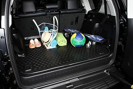 J J Automotive Exklusiv 3d 5tlg Set Gummimatten Kofferraumwanne Land Rover Freelander 2 2007 2013 Auto