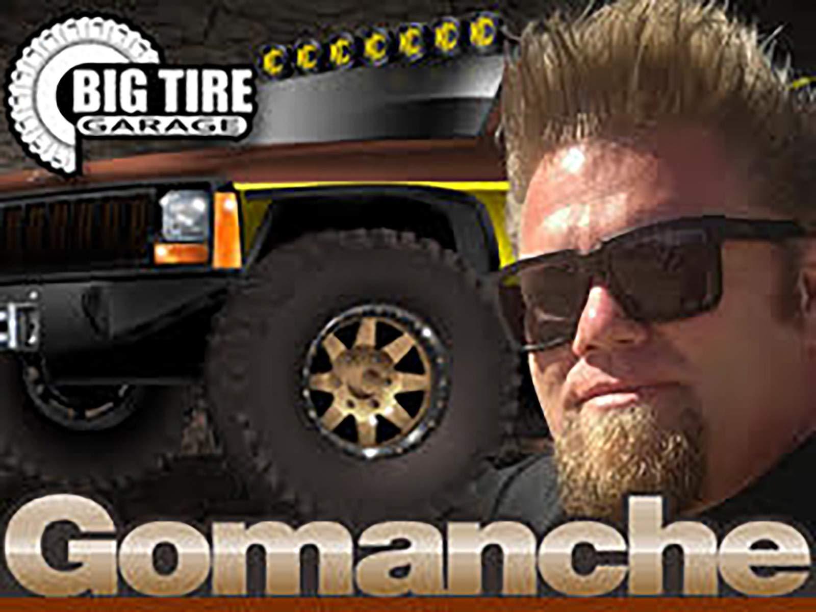 Big Tire Garage - Season 1